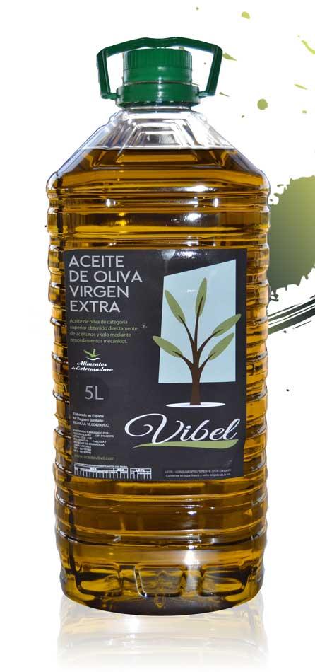 Aceite Oliva manzanilla cacereña