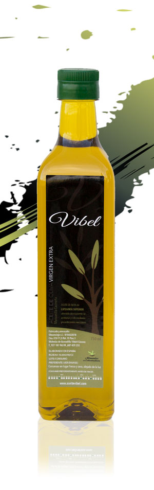 "Aceite de Oliva Vibel 500 ML ""VIBEL"""