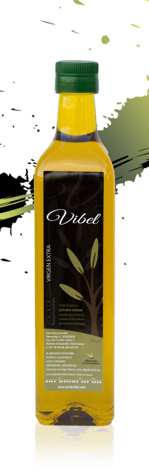 "Aceite de Oliva Vibel 750 ML ""VIBEL"""