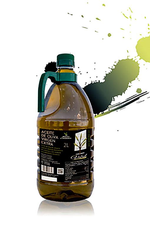 Aceite de oliva garrafa 2 litros