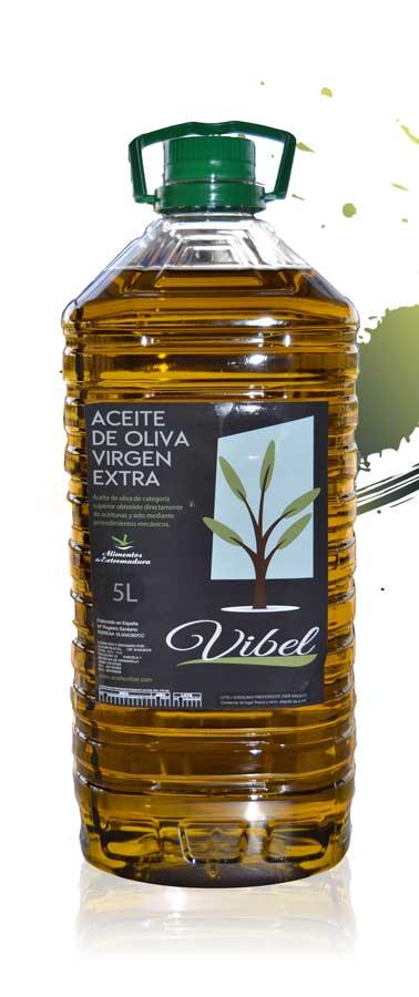 """Aceite de Oliva Vibel 5L """"VIBEL"""""""